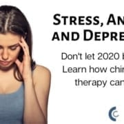Chiropratic Care for Stress
